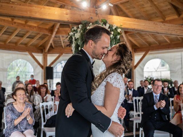 Le mariage de Fabian et Emilie à Campsegret, Dordogne 13