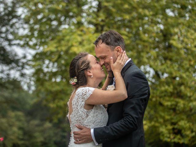 Le mariage de Fabian et Emilie à Campsegret, Dordogne 17