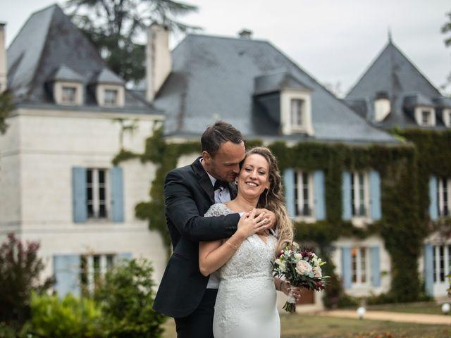 Le mariage de Fabian et Emilie à Campsegret, Dordogne 18