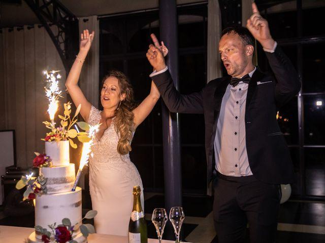 Le mariage de Fabian et Emilie à Campsegret, Dordogne 30