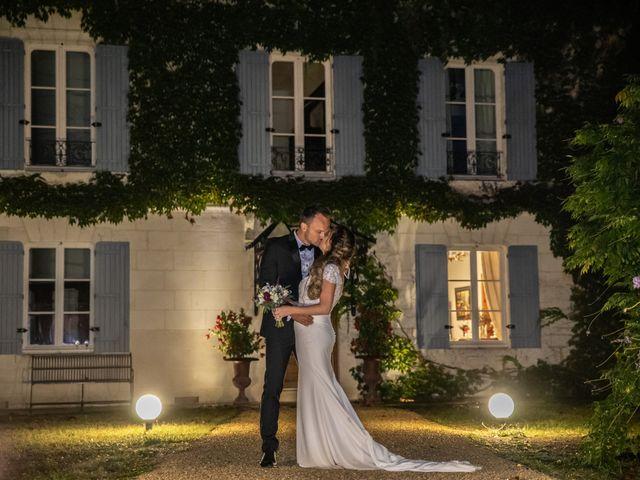 Le mariage de Fabian et Emilie à Campsegret, Dordogne 37
