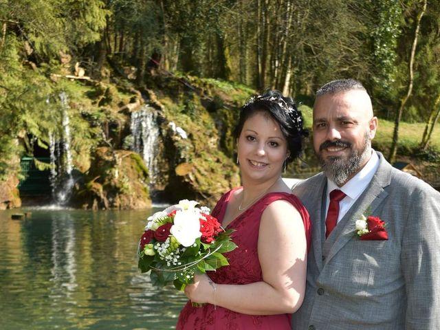 Le mariage de Anthony  et Julie  à Lexy, Meurthe-et-Moselle 2