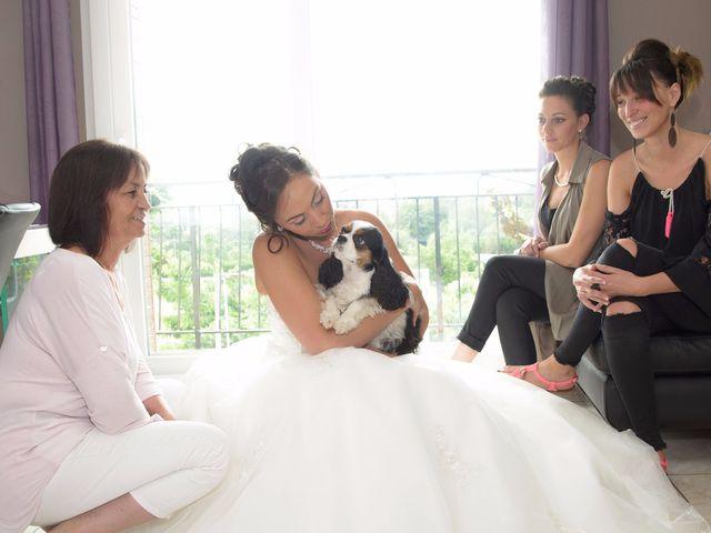 Le mariage de Mathieu et Axelle à Montmélian, Savoie 12