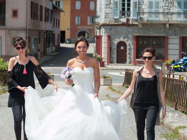 Le mariage de Mathieu et Axelle à Montmélian, Savoie 15