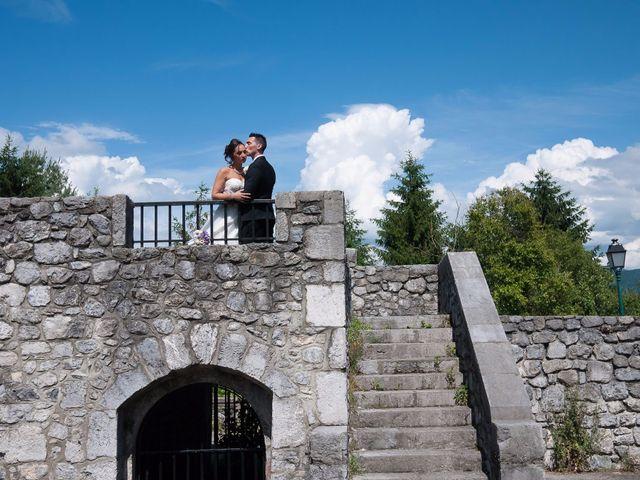 Le mariage de Mathieu et Axelle à Montmélian, Savoie 1