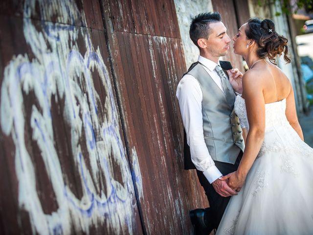 Le mariage de Axelle et Mathieu