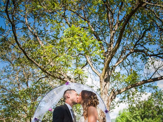 Le mariage de Mathieu et Axelle à Montmélian, Savoie 36