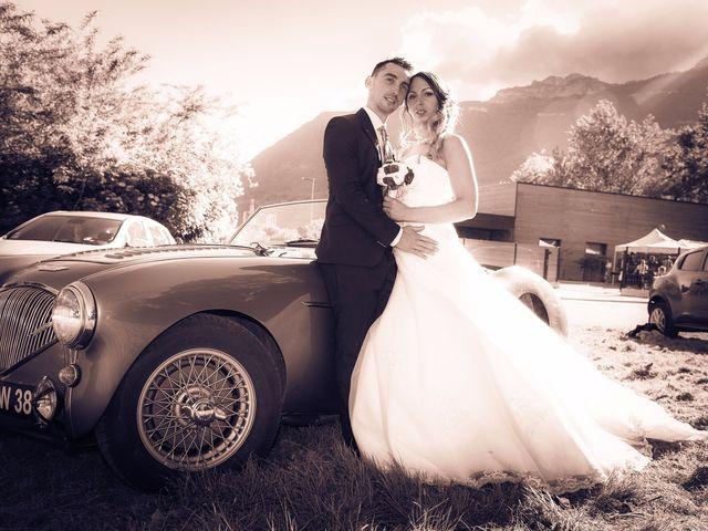 Le mariage de Mathieu et Axelle à Montmélian, Savoie 41