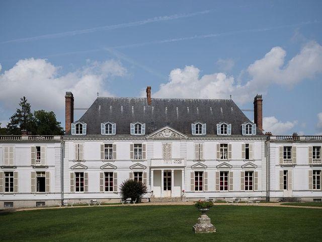 Le mariage de Haïssam et Marie-Camille à Rambouillet, Yvelines 6