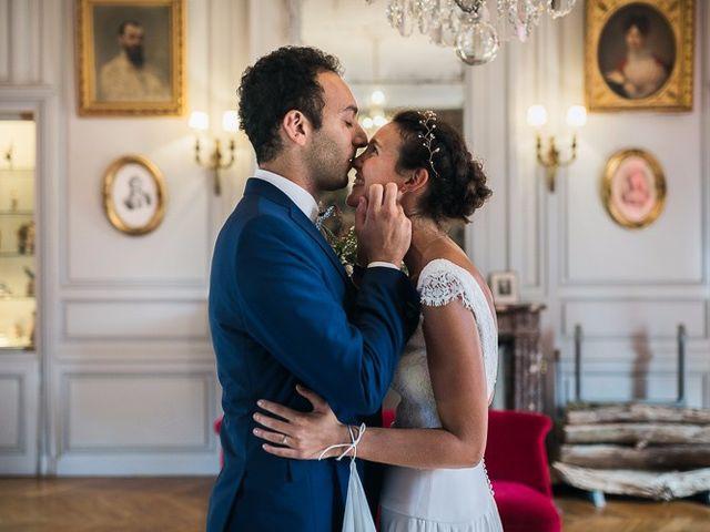Le mariage de Haïssam et Marie-Camille à Rambouillet, Yvelines 31