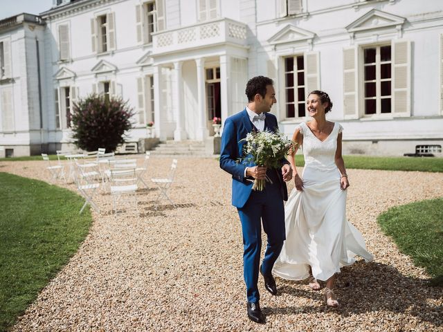 Le mariage de Marie-Camille et Haïssam