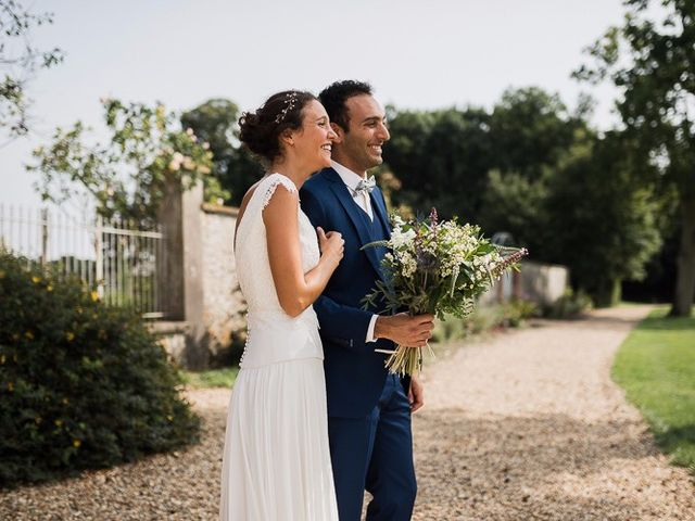 Le mariage de Haïssam et Marie-Camille à Rambouillet, Yvelines 33