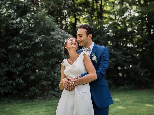 Le mariage de Haïssam et Marie-Camille à Rambouillet, Yvelines 37