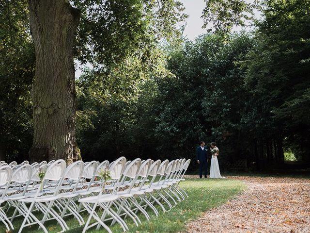 Le mariage de Haïssam et Marie-Camille à Rambouillet, Yvelines 39