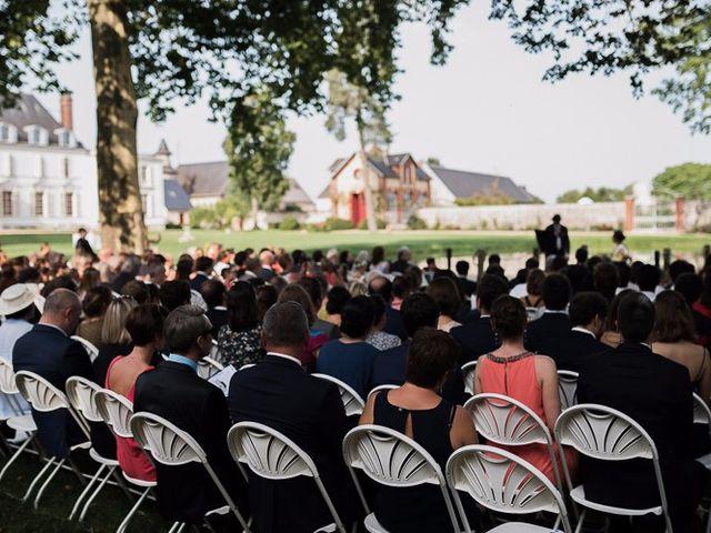 Le mariage de Haïssam et Marie-Camille à Rambouillet, Yvelines 47