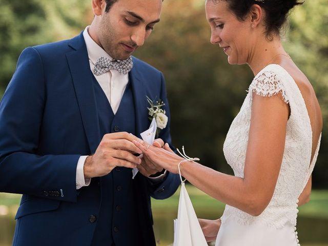 Le mariage de Haïssam et Marie-Camille à Rambouillet, Yvelines 57