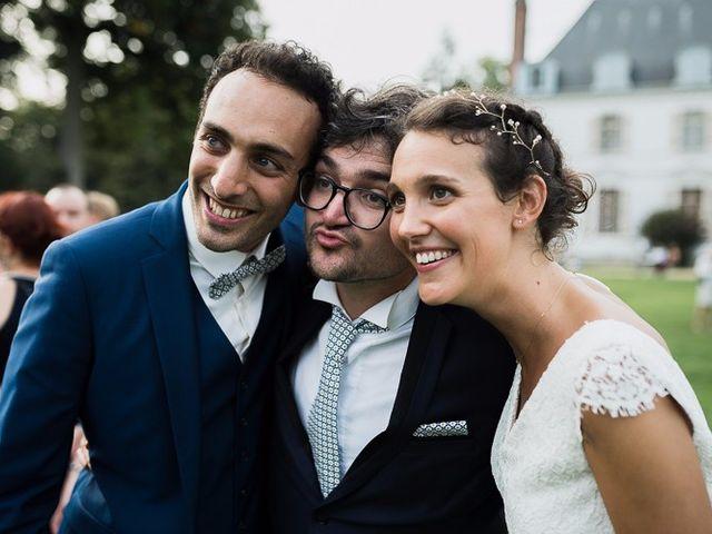 Le mariage de Haïssam et Marie-Camille à Rambouillet, Yvelines 71