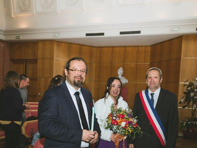 Le mariage de Filipe et Debacker à Vitry-sur-Seine, Val-de-Marne 17