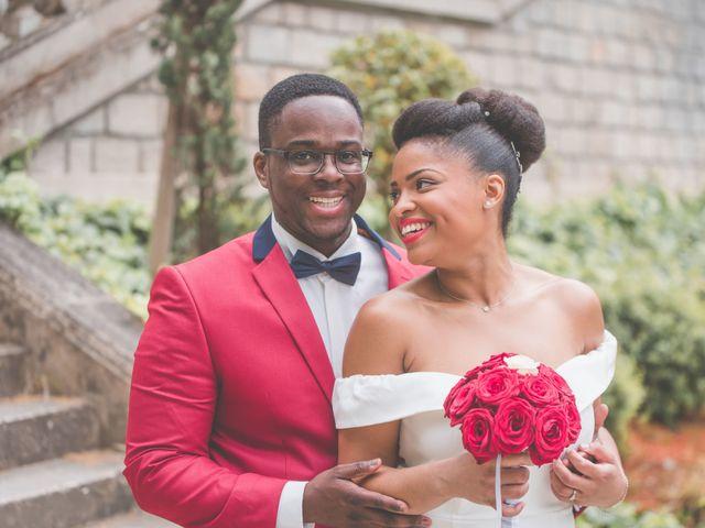 Le mariage de Cynthia et Lionel