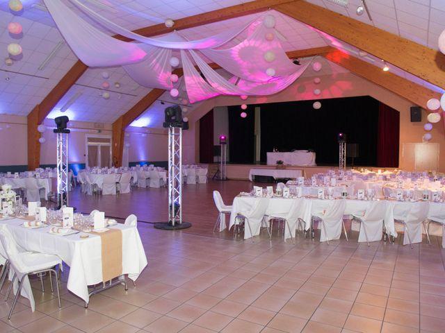 Le mariage de Pierre et Léonie à Marcilly-en-Villette, Loiret 2