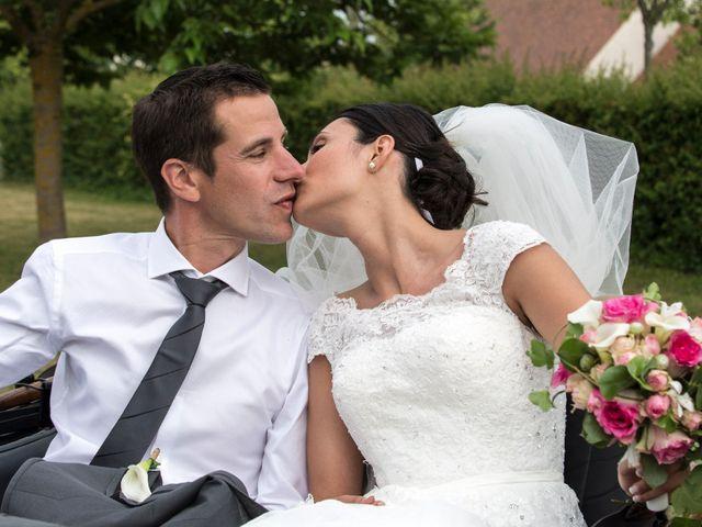 Le mariage de Pierre et Léonie à Marcilly-en-Villette, Loiret 9