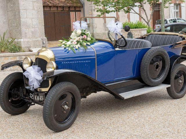 Le mariage de Pierre et Léonie à Marcilly-en-Villette, Loiret 16