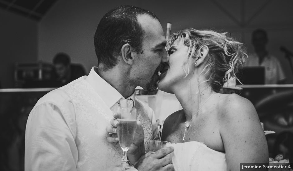 Le mariage de David et Céline à Saint-Ouen-sur-Iton, Orne