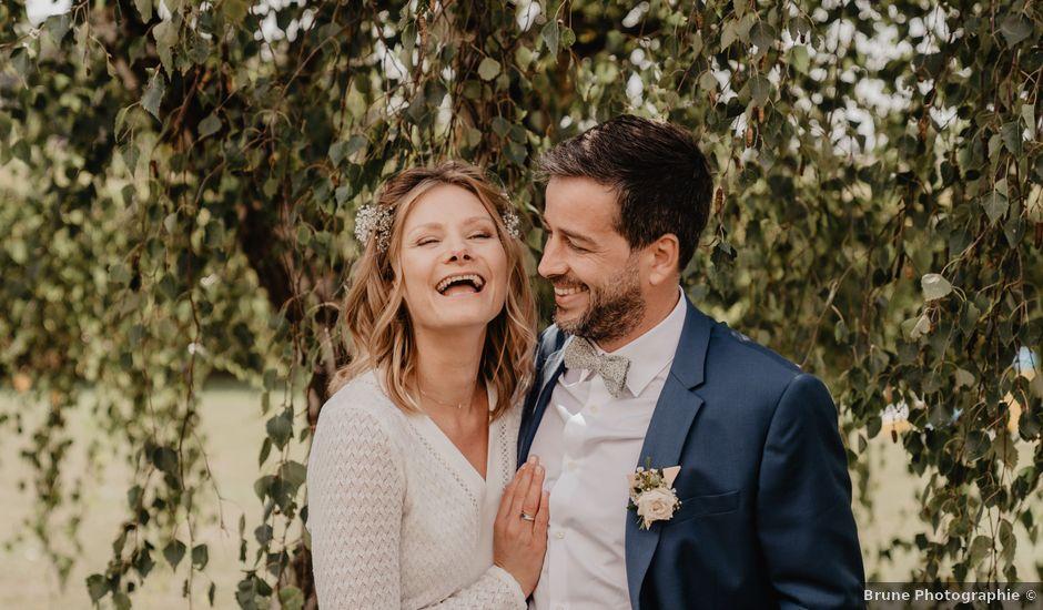 Le mariage de Nicolas et Céline à Marcq-en-Baroeul, Nord