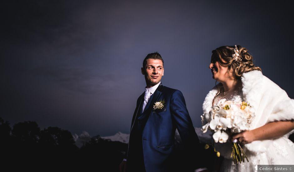Le mariage de Davide et Julie à Gaillard, Haute-Savoie