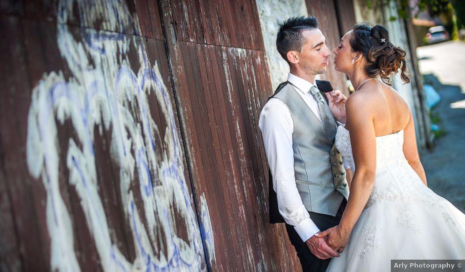 Le mariage de Mathieu et Axelle à Montmélian, Savoie