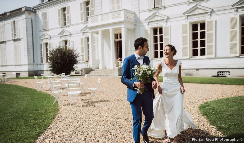 Le mariage de Haïssam et Marie-Camille à Rambouillet, Yvelines