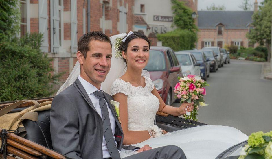Le mariage de Pierre et Léonie à Marcilly-en-Villette, Loiret