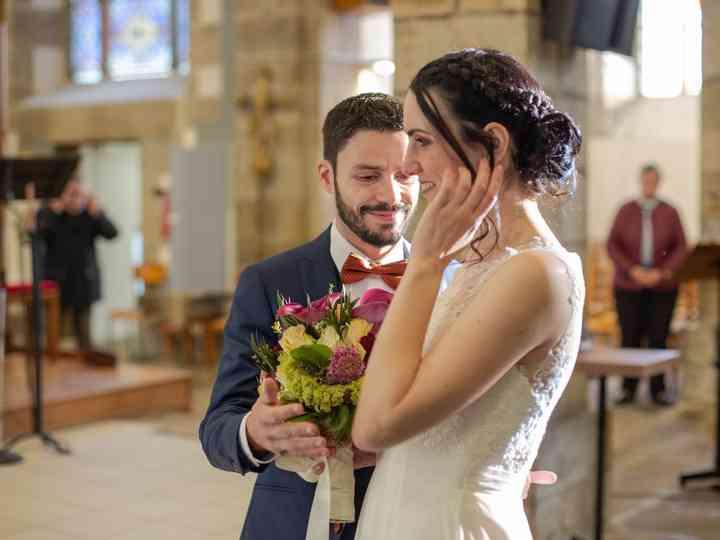 Le mariage de Laetitia et Damien