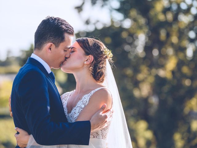 Le mariage de Benjamin et Floride à Pessac, Gironde 1