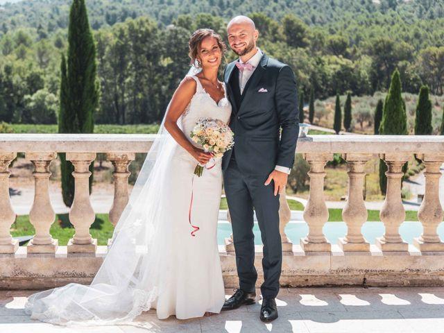 Le mariage de Ines et Lucas