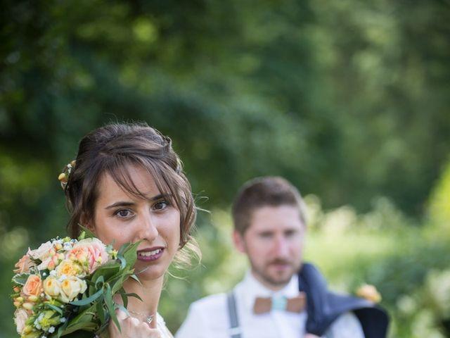 Le mariage de Jonathan et Hélène à Walschbronn, Moselle 4