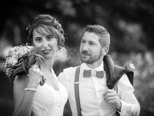 Le mariage de Jonathan et Hélène à Walschbronn, Moselle 5