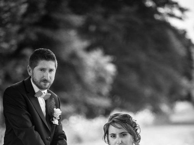 Le mariage de Jonathan et Hélène à Walschbronn, Moselle 6