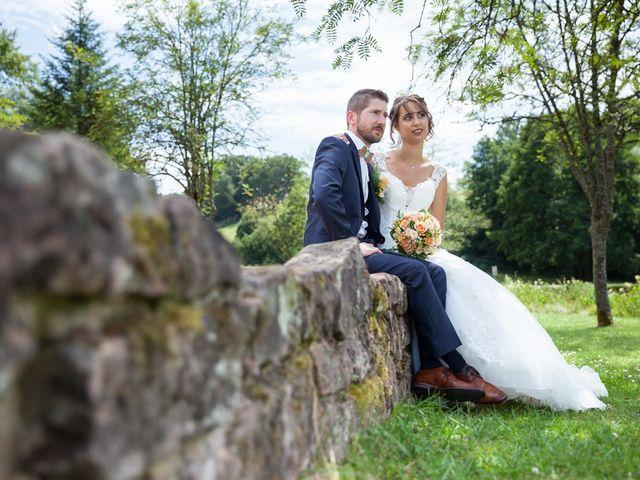 Le mariage de Jonathan et Hélène à Walschbronn, Moselle 7
