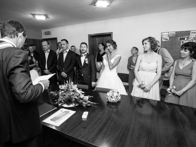 Le mariage de Jonathan et Hélène à Walschbronn, Moselle 21