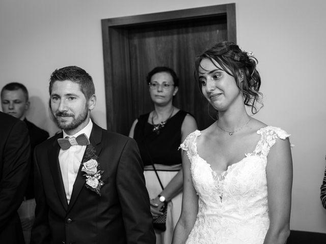 Le mariage de Jonathan et Hélène à Walschbronn, Moselle 22