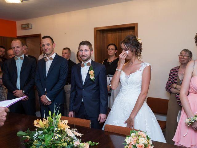 Le mariage de Jonathan et Hélène à Walschbronn, Moselle 23