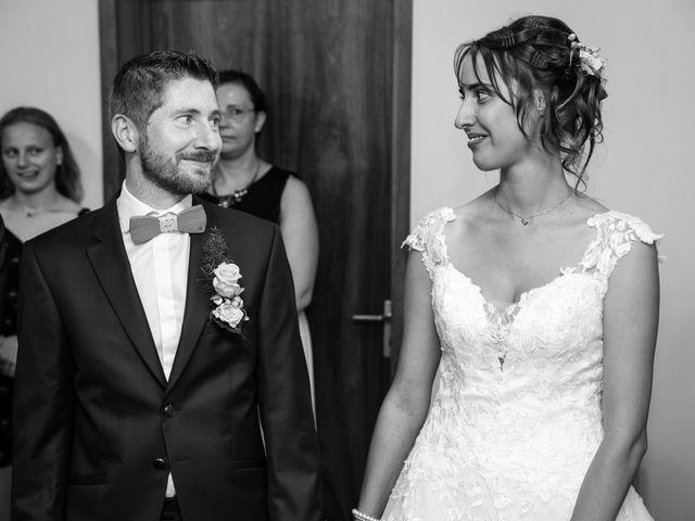 Le mariage de Jonathan et Hélène à Walschbronn, Moselle 25