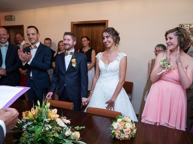 Le mariage de Jonathan et Hélène à Walschbronn, Moselle 26