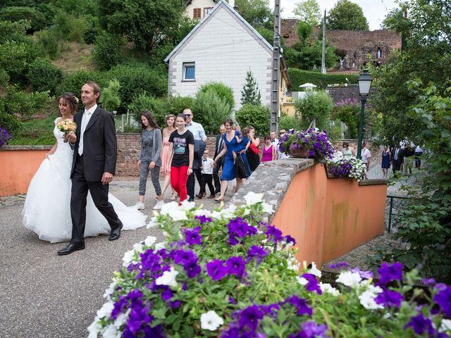 Le mariage de Jonathan et Hélène à Walschbronn, Moselle 34