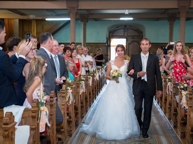 Le mariage de Jonathan et Hélène à Walschbronn, Moselle 41