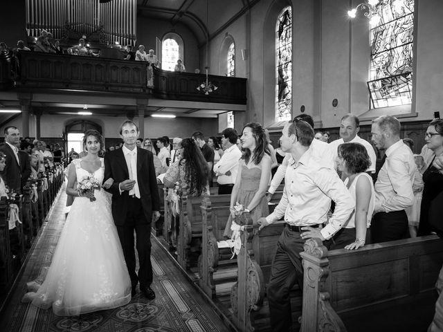 Le mariage de Jonathan et Hélène à Walschbronn, Moselle 42