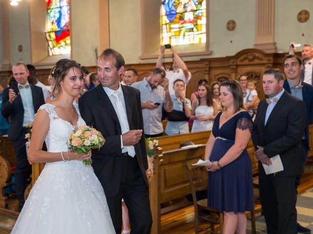 Le mariage de Jonathan et Hélène à Walschbronn, Moselle 43
