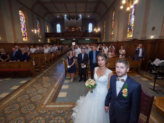 Le mariage de Jonathan et Hélène à Walschbronn, Moselle 46