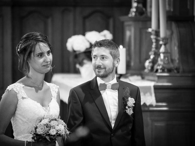 Le mariage de Jonathan et Hélène à Walschbronn, Moselle 47